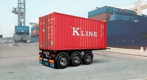 Porta Container 20