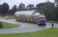 Transporte de Cargas Excessivas em Santos - SP